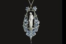 Deco/ Nouveau Jewelry / by Karen Sirna