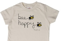 Hippo Works Organic Kids Tees / 100% Certified Organic Cotton Kids Tees / by Hippo Works