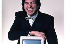 Steve Jobs / A memorial to a great man.