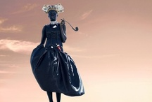 Africa Fashion Editorials / by Africa Fashion