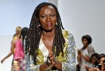 Africa Fashion Designer: Nadir Tati / by Africa Fashion