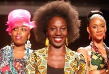Africa Fashion Designer: ADAMA PARIS / by Africa Fashion