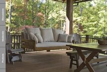 Patio ideas  / by Christie
