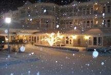 Throughout the Seasons! / We celebrate every season at The Geneva Inn!