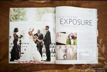 Published: Anna and Spencer Photography / Published in Wedding Magazines, Online Magazines, & Blogs!