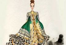 Fashion Illustrations | Fashion Design