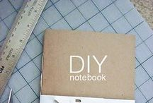 DIY | Notebooks & Planners