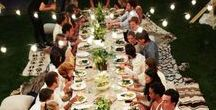 Gatherings We Love / Event & Party styling.