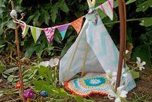 plants: fairy gardens / by Zoe Barton