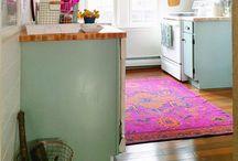 home: kitchen / by Zoe Barton