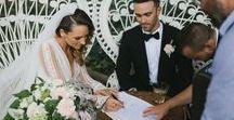 REAL WEDDING// Ali + Matt