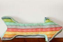 pillows / by Kristen Perschon