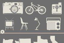 graphic design/fonts / by Kristen Perschon