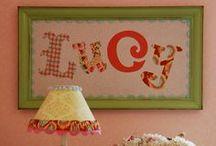 Craft Ideas / by Linda Hoffland