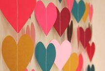 valentines  / by Kristen Perschon