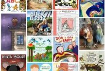 Picture Books and Middle Grade Books