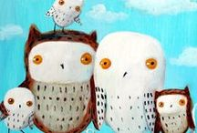 Owl love Owls Owlways!!!! / by Michelle Reed