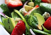 Healthy Food Choices / appetizers, finger food, salads, orthomolecular, all natural and fresh ingredients. / by Terry's World