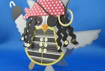 Cards - Owl