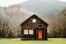 Dream Home / Rooms, backyards, houses in general... eye candy for the homestead.  / by Corinne Luper