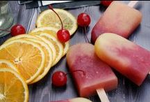 Popsicle, Ice Pop, and Paleta Recipes / Popsicles ALL THE THINGS! #SummerOfThePopsicle / by Heather Schmitt-Gonzalez