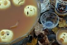 Halloween / Creepy, spooky, scary, and fun Halloween food, drink, craft, costume, and decorating ideas!