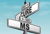 MS as in Multiple Sclerosis