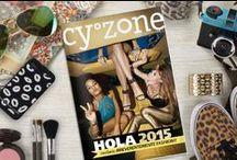 Catálogos / Tus productos favoritos en un solo lugar.  / by Cyzone