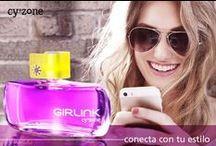 Girlink / Conecta con tu estilo.  / by Cyzone