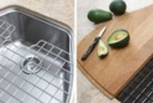 How do YOU Use Your Custom Franke sink accessories?