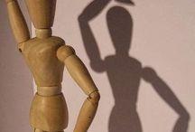 Manikin / Manikin * Glisman * Wooden dummy