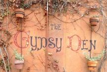 Gypsy Living / whimsical, bohemian, gypsy home decor and living