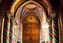 Portals and Pathways / doors, paths, entrance ways and hallways, ect....
