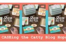 CASE-ing the Catty (CTC) / A Blog for Stampin' Up! Enthusiasts - Design Team Blog Hops every Friday.