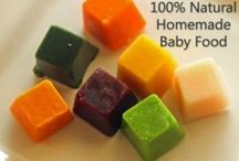 eat - vegetarian purees for baby / First vegetarian foods for baby