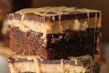 "Brownies, Blondies, and Bars / Recipes for brownies, blondies, and other sweet ""bars""."