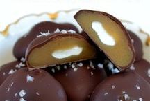 Homemade Candy and Confection Recipes / Recipes for homemade candy, including (but not limited to): fudge, caramels, mints, candy bars, truffles, toffee, gummies