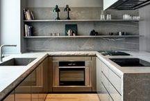 Cooking Up a Kitchen / Beautiful, beautiful kitchens.