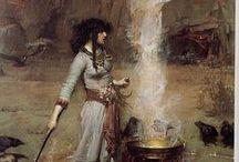 Cerridwen / Part of my program, Sage Priestess Training: http://vanessasage.com/priestess-training/