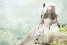 Queen of Wands - INFJ