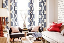 Favorite Spaces and House Stuff / by Courtney Cole