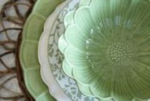 Tablescapes / Beautiful table tops / by Tana Stowell
