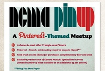 """Pinup Planning / New Pinups in the works! Stay Tuned! In the meantime, please visit the official """"NCMA Pinup"""" board for more details on our first 2 events hosted on 5/10/12 & 9/2012: http://pinterest.com/ncartmuseum/ncma-pinup/ Also, find the event photos on Flickr here: http://www.flickr.com/photos/ncma/sets/72157629679875030/with/7176638980/ & here: http://www.flickr.com/photos/ncma/sets/72157631"""