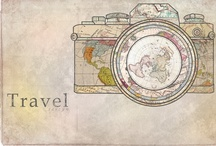 Wanderlust  / Wanderlust is a strong desire for or impulse to wander or travel and explore the world.