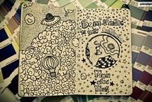 Artwork Ideas / by Jackie Hoggins