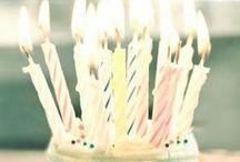 Birthday / by Danielle Cannon