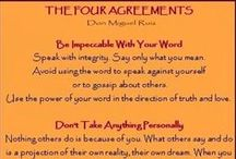 """""""The Four Agreements"""" by Don Miguel Ruiz"""