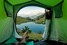 Camping & Hiking / Love the Great Outdoors!