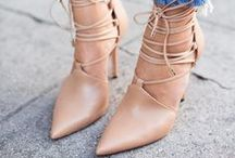 Let's Get Some Shoes / For the love of a great pair of shoes