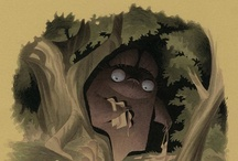 Cartoons, Illustration & Animation  Art